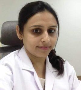 Dr Kamalika M Bhattacharya is female physiotherapist at Fostr Multispeciality Clinic, Bangalore