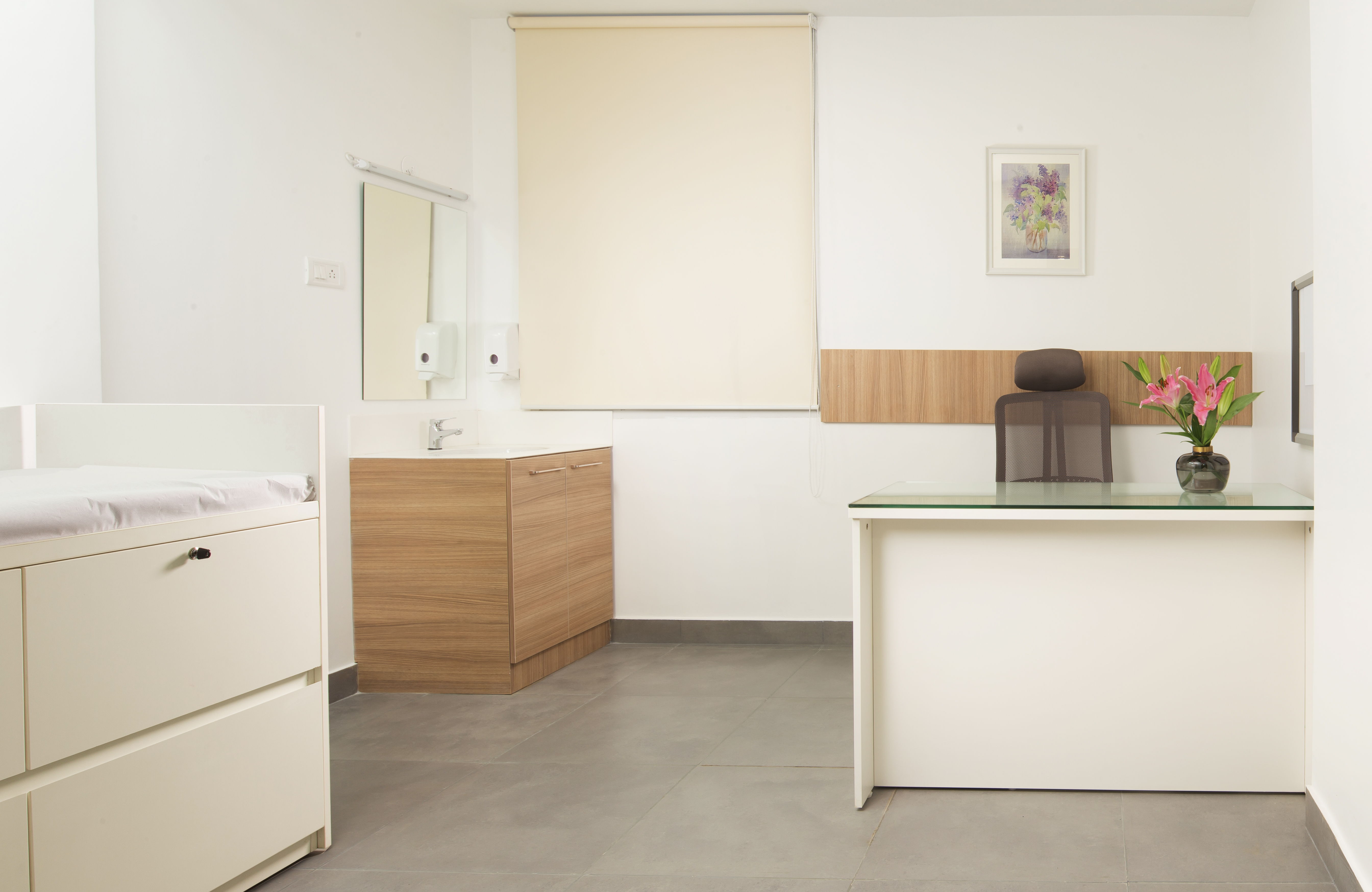 Fostr - doctor Consultation Room