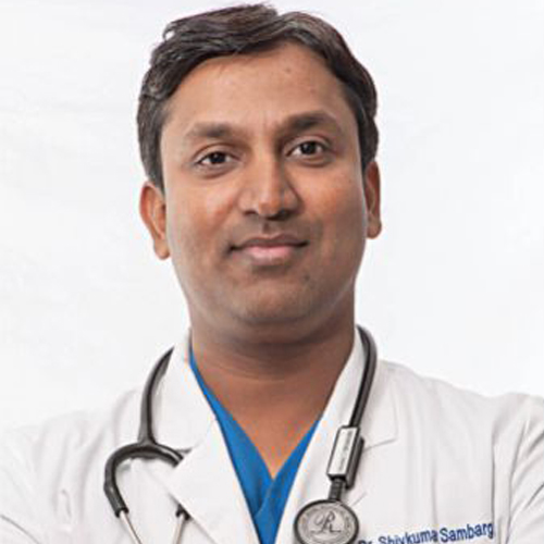 DR. SHIVKUMAR SAMBARGI