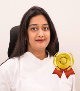 Dr Ramya Ds, Cosmetic Dentistry is the best Dentist In Panathur Bangalore at Fostr Multispeciality Clinic